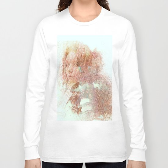 Girl of Brooklyn Long Sleeve T-shirt