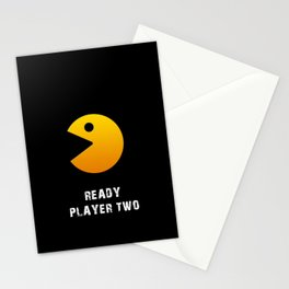 ready player two Stationery Cards
