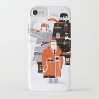 fargo iPhone & iPod Cases featuring Fargo TV Series Poster by Take Heed