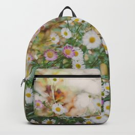Meadow Wild Flowers Backpack
