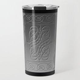 Bas Relief Knot Travel Mug