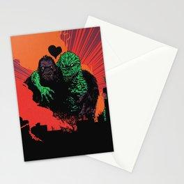 Kaiju Romace Stationery Cards