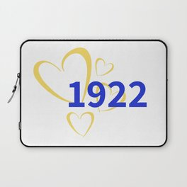 1922 Love Laptop Sleeve