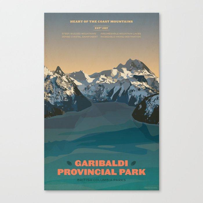 Garibaldi Park Poster Leinwanddruck