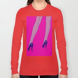 shoes 6 Long Sleeve T-shirt