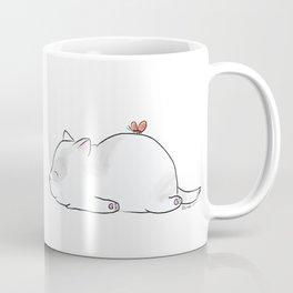 I'm tired, Butterfly. Coffee Mug