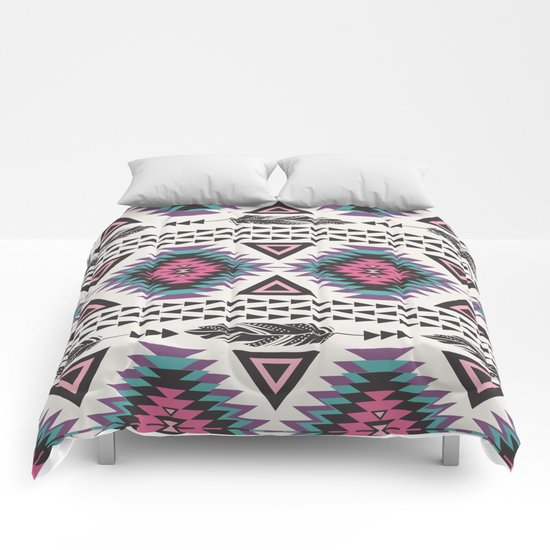 Tribal Spirit Comforters