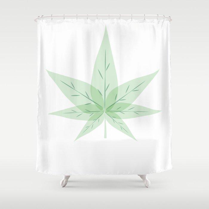 Hemp Shower Curtain By Mtie