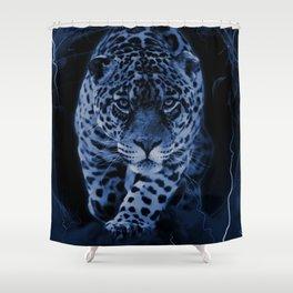 JAGUAR LORD Shower Curtain