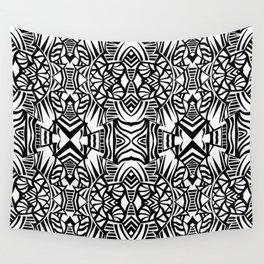 Tiki Totem Wall Tapestry