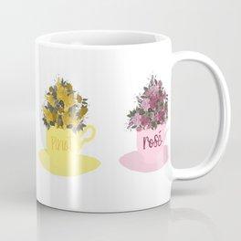 Vintage Tea BOLD Coffee Mug