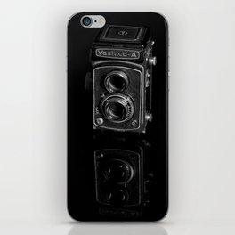 Medium Format Film Camera iPhone Skin