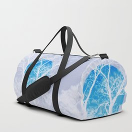 Once in a blue moon Duffle Bag