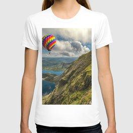 Snowdon Hot Air Balloon T-shirt