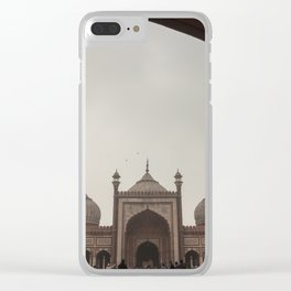 Grand Clear iPhone Case