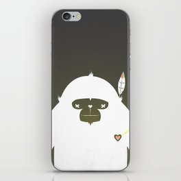 PERFECT SCENT - BIGFOOT 雪人 . EP001 iPhone Skin