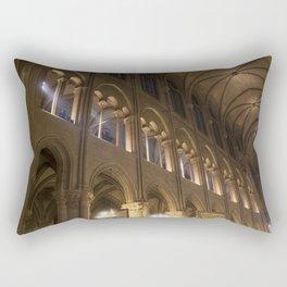 Notre Dame, Paris Rectangular Pillow