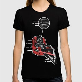 Darth Lounging T-shirt