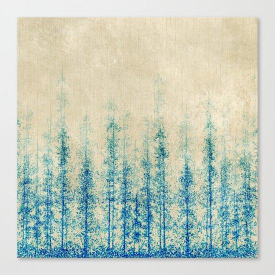 Winter Woods  Canvas Print
