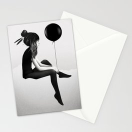 No Such Thing As Nothing Stationery Cards