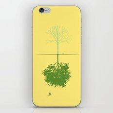 In Between iPhone & iPod Skin