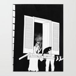 goodnight cigarette Poster