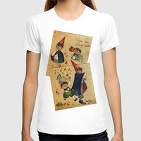 over the garden wall T-shirts featuring Over The Garden Wall by Dasha Borisenko