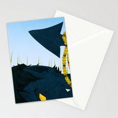 Wagner's Tail Stationery Cards