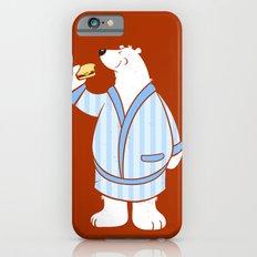 Burger Bear iPhone 6 Slim Case