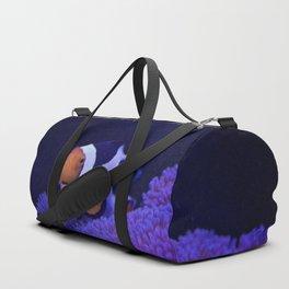 Clownfish at Home Duffle Bag