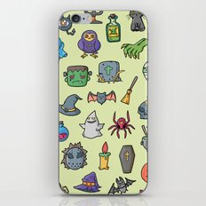 Helloween Party iPhone Skin