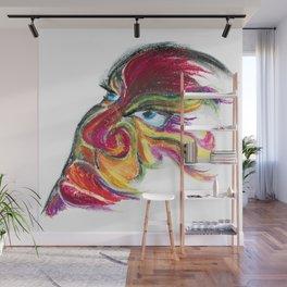 Consumed Wall Mural