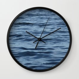 Water A Wall Clock