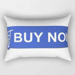 Buy Now Blue Rectangular Pillow