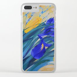 ABOUT SPRING Clear iPhone Case