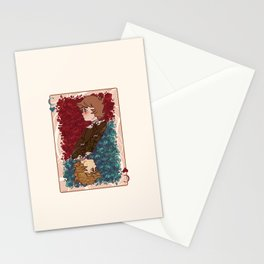 The Chihiro of Hearts Stationery Cards