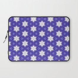 Purple Passion Pattern 10 Laptop Sleeve