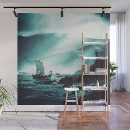 The Northern Tide Wall Mural