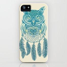 Midnight Dream Catcher iPhone Case