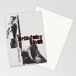 Broadway Hotel - A Tribute to Al Stewart Stationery Cards