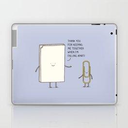 thankful Laptop & iPad Skin