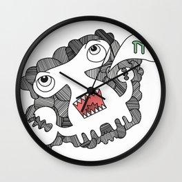 Pie! Wall Clock