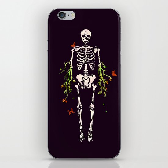 Dead is dead iPhone & iPod Skin