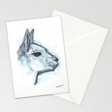 Vicuna Portrait Stationery Cards