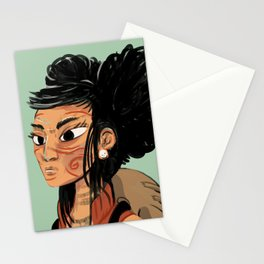 Young Nomad Stationery Cards