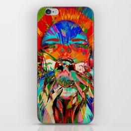 Screaming Out Loud iPhone Skin
