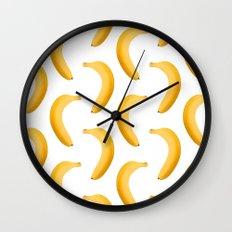 Go Bananas! Wall Clock