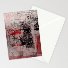 misprint 102 Stationery Cards