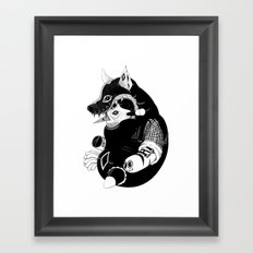 Volf Framed Art Print