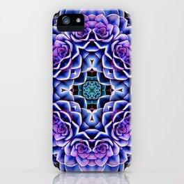 Echeveria Bliss Three iPhone Case